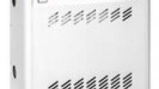"""Данко котлы газовые парапетные Модельный ряд включает котлы мощностью 7, 10, 12,5 и 15,5 кВт одноконтурные и с функцией водоподогрева. Их можно использовать в домах и квартирах общей площадью обогрева до 140 кв.м., где нет возможности подключиться к дымоходу.  Котлы оборудованы современной газовой автоматикой «Honeywell» и «SIT» с пьезоэлектрическим зажиганием и микрофакельными горелками. Теплообменник котла изготовлен из стали толщиной 3 мм.  Отличительная особенность данной серии котлов – абсолютно новая конструкция теплообменника, что позволяет отказаться от лево- и правостороннего исполнения и значительно облегчает их монтаж. Универсальность подключения заключается в отводе патрубков подсоединения котла к системе отопления и ГВС на обе стороны устройства. Это дало возможность отказаться от боковых дверок, что значительно экономит рабочее пространство помещения, и котлы идеально вписываются в интерьер любой кухни.  Внедрение новых технических решений позволило улучшить эксплуатационные характеристики этих устройств: увеличение коэффициента полезного действия, уменьшение затрат природного газа.  При разработке новой модели специалисты ЗАО """"Агроресурс"""" особое внимание уделили усовершенствованию внешнего вида устройства. Основными требованиями были эстетический современный дизайн и удобство при эксплуатации. В результате новые котлы получили рабочую панель, на которую выведены устройства регулировки и визуального контроля, что есть очень удобным при пользовании, и оригинальный элегантный внешний вид, что выделяет данную серию котлов среди других отечественных аналогов.  Котлы этой серии дают возможность жильцам многоквартирных домов отключится от центрального отопления и самостоятельно создать уют и комфорт в помещении. Рабочее давление воды для вышеперечисленных моделей Данко - 0,1 МПа; Давление газа номинальное - 1274 Па, минимальное - 635 Па, максимальное - 1764 Па: Скорость ветра, при которой котел сохраняет работоспособность - не больше 12,5 м/с."""