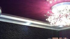 <h2>Фото монтаж натяжного потолка в зале вЛуганске Алчевске Брянке Стаханове Первомайске Кировске.</h2>