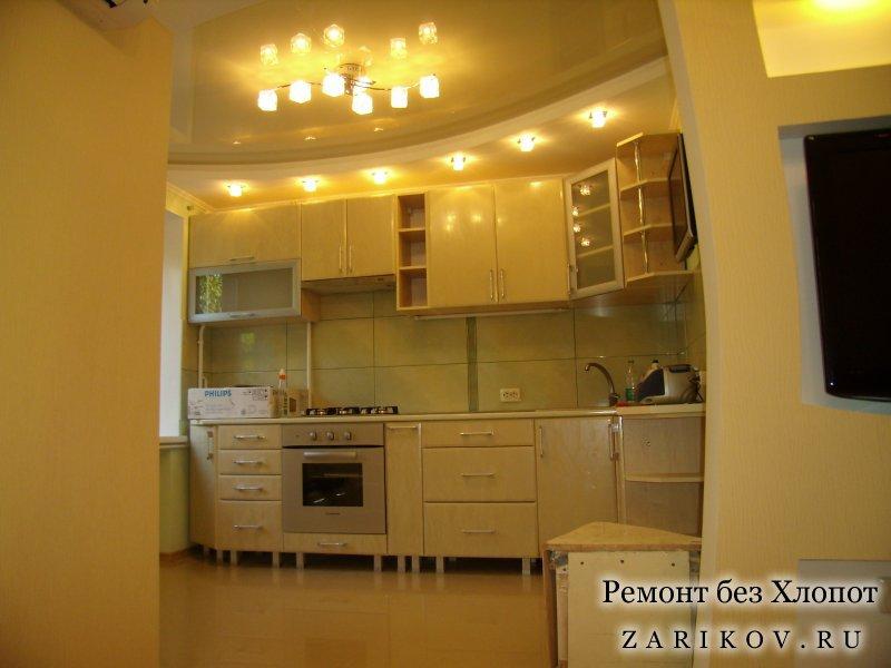 Сколько стоит сделать ремонт на кухне